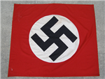 Original NSDAP Single Sided Flag