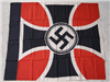 Original German WWII Veteran's Organization Flag