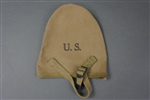Unissued Original US WWII M1910 T-Handle Shovel Carrier Dated 1943