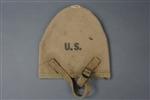 Unissued Original US WWII M1910 T-Handle Shovel Carrier Dated 1942