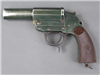 Original German WWII Walther Aluminum Flare Pistol Dated 1939