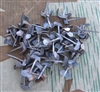 Original German WWII Un-Issued Gebirgsjäger Cleats/Hobnails For Sole Set of 50
