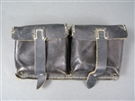 Original German WWII Unissued Black G/K43 Pouch