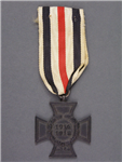 Original Third Reich World War I Honor Cross (Hindenburg Cross) For Next Of Kin