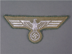 Original German WWII Army EM/NCO's Breast Eagle