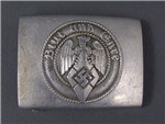 Original Hitler Jugend Belt Buckle RZM M4/46