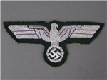Original German WWII Heer (Army) Officer's Breast Eagle