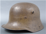 Original Austrian WWI German Made M17 Helmet Q66