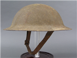 Original US WWI M1917 Dough Boy Helmet