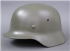 Original German WWII Refurbished M35 Helmet Size 66 Shell