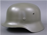 Original German WWII Refurbished M35 Helmet Size 68 Shell