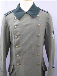Original German WWII M36 EM/NCO Greatcoat