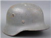 Original German WWII M40 No Decal Kriegsmarine Painted Battleship Gray