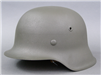 Original German WWII Refurbished M42 Helmet Size 64 Shell