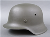 Original German WWII Refurbished M42 Helmet Size 66 Shell