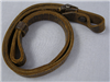Original German WWII MP38/40 Leather Sling (MP 38 u 40 Trägriemen)