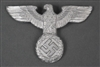 Original German WWII Postal Cap Eagle
