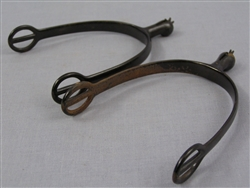 Original German WWII Unissued Cavalry Combat Spurs