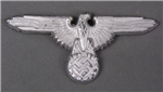Original Waffen SS Un-Issued Visor Cap Eagle By Fritz Zimmermann