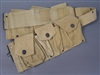 Unissued Original US WWI BAR Magazine Pouch Belt For 2nd Assistant