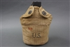 Original US WWII Canteen Dated 1943 & 1944