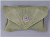 Original US WWII M1942 Field Dressing Pouch With Field Dressing