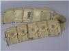 Original US WWII M1 Garand M1923 Cartridge Belt