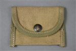 Original US WWII Small M1 Garand Spare Parts Pouch
