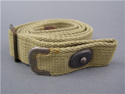 Original US WWII M1 Carbine Web Sling