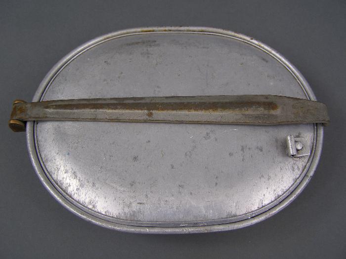 1917-1918 Dated Model 1910 Mess Kit Bottom Portion World War One U.S