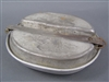 Original US WWI Mess Kit Dated 1942 With Fork & Knife