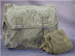 Original US WWII Musette Pouch