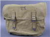 Original US WWII Musette Pouch Dated 1942