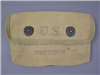 Original US WWII Canvas Shotgun Ammunition Pouch