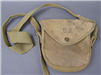 Original US WWII Thompson Drum Magazine Pouch