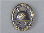 Original German WWII Black Wound Badge
