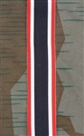 Original War Merits Cross Ribbon