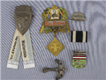 Original German WWI & Post WWI Veteran Awards (Lot of 6)