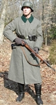 Reproduction German WWII Fieldgray M36 Overcoat/Greatcoat (Mantel)