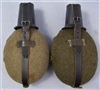 Reproduction/Original/Post War Refurbished M31 Feldflasche (Canteen) With Plastic Cup