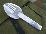 Reproduction German WWII Fork & Spoon Combination