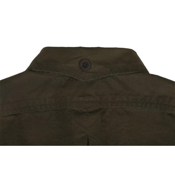 Reproduction German WWII Green Summer (DAK) Shirt a7de27dd5a
