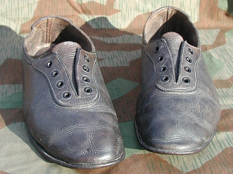reproduction german wwii athletic sport shoes