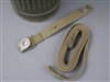 Reproduction German WWII Gasmask Container Strap Set