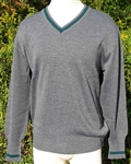 Reproduction German WWII M-36 V-Neck Sweater