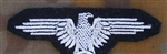 Waffen SS Embroidered Enlisted Mans Sleeve Eagle