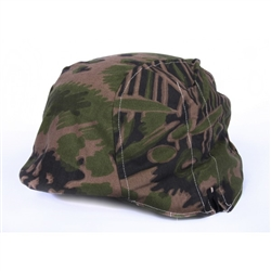 Waffen SS Palm/Forest Type I Helmet Cover