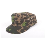 Waffen SS Pre/Early 3/4 Overprint/Planetree Camouflage M-42 Cap
