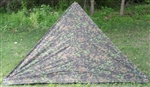 Reproduction Waffen SS Zeltbahn (Shelter Quarter) Blurred Edge