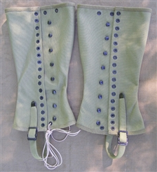 Reproduction US WWII Army M1938 Leggings